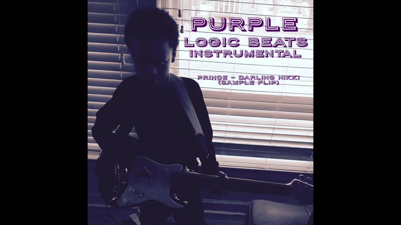 Purple (Instrumentatl) - Produced by Logic Beats (Prince - Darling ...