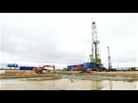 Югорские нефтяники объявили войну буровому шламу