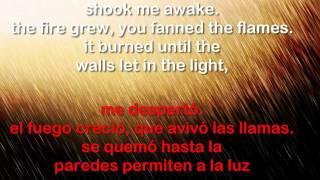 Heffron drive - Passing Time (Lyrics Spanish/English)