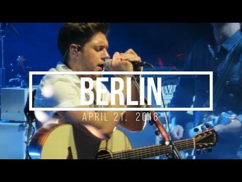 Niall Horan || Flicker World Tour Berlin (Full Show)