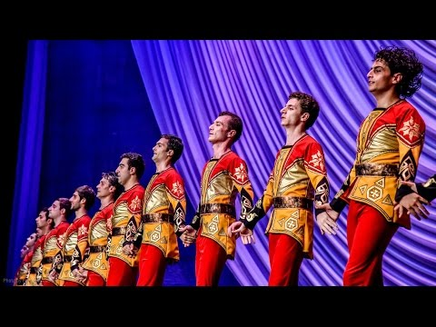 "Հայկական պար Armenian Dance Ensemble ""BERT""- 45, Yerevan"