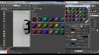 [Hindi] How to Create own material library in 3ds max