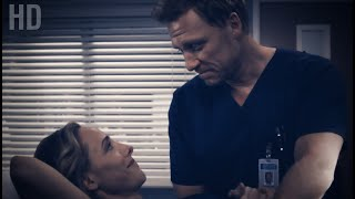 Grey's Anatomy 15x12 Owen & Teddy It's A Girl|HUN| (HD)
