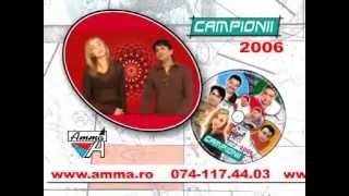 CAMPIONII 2006 PROMO ALBUM MANELE VECHI