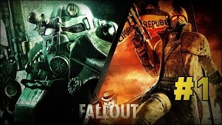 ♥ Fallout - A Tale of Two Wastelands (Let