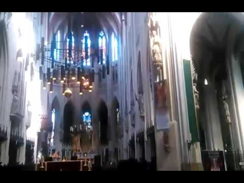 Beautiful Church Organ in Holland/ Netherlands