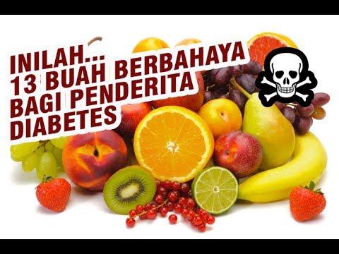 13 Buah Paling Berbahaya Dan Mematikan Bagi Penderita Diabetes
