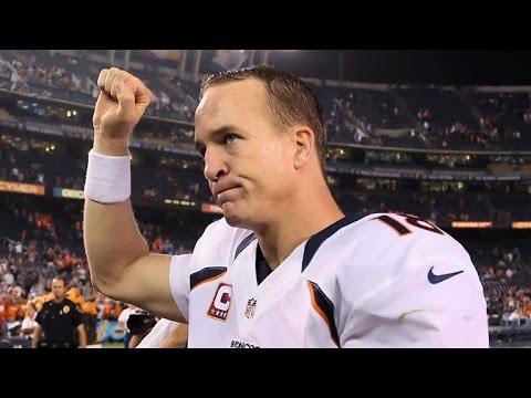 Fans react to Peyton Manning's retirement