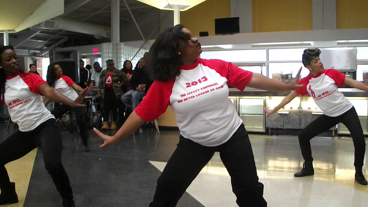 why i want to become a delta sigma theta I always thought that i wanted to be a member of dst but i didn't know for  the  women of delta sigma theta are truly remarkable and if it is.