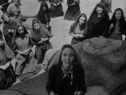 The Song of Bernadette - The Unanswered Question - Ives