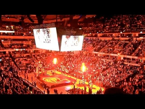 Indiana Pacers Opening Intro
