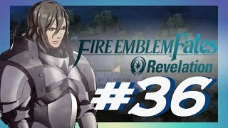 Fire Emblem Fates [ Revelation ] PART 36 - TWO DEFENDERS! ( PARALOGUE 17 )