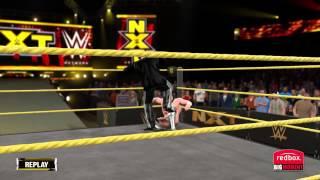 [WWE2K15] Wins NXT Title