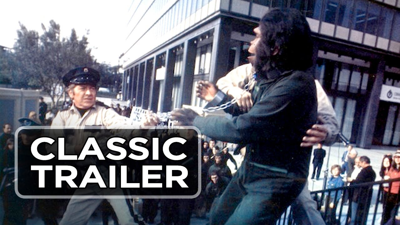 Conquest of the Planet of the Apes (1972) Official Trailer ...