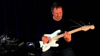 Great Sounding Blues Guitar Solo (An Original)