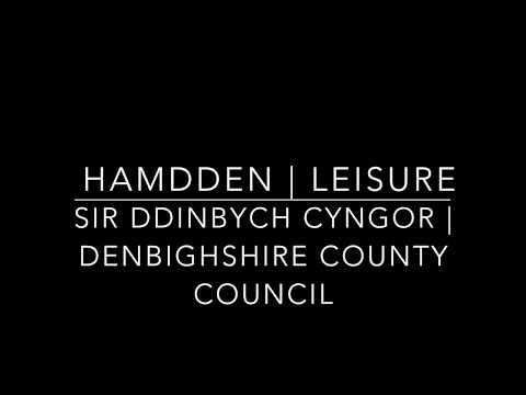 Hamdden Sir Ddinbych   Denbighshire Leisure