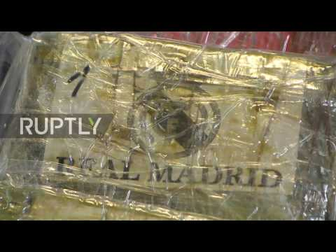 Germany: 717 kilos of cocaine seized at Hamburg port