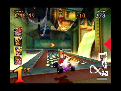 Crash Team Racing: N. Gin Labs [1080 HD]
