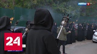 Без оглядки на соседей: в подмосковных Жаворонках развлекается колбасный король - Россия 24