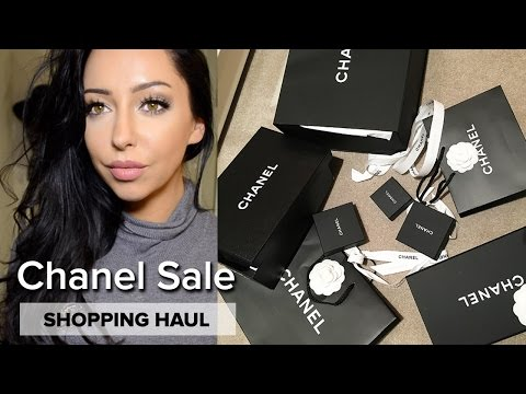 CHANEL HAVE SALES! | Luxury Haul