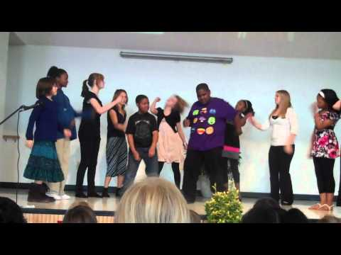 The Academy of Moore County presents A Celebration of Black History through Music (Video 9 of 11)