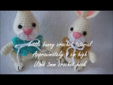 Ravelry: Tamago Bunny Amigurumi pattern by Tiny Rabbit Hole | 360x480