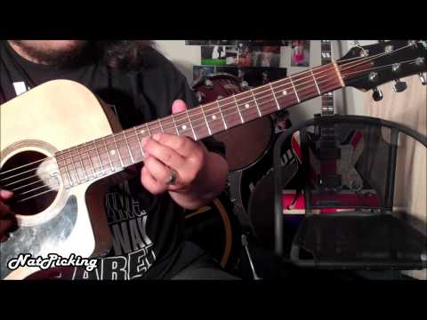How to play Samoan guitar intro
