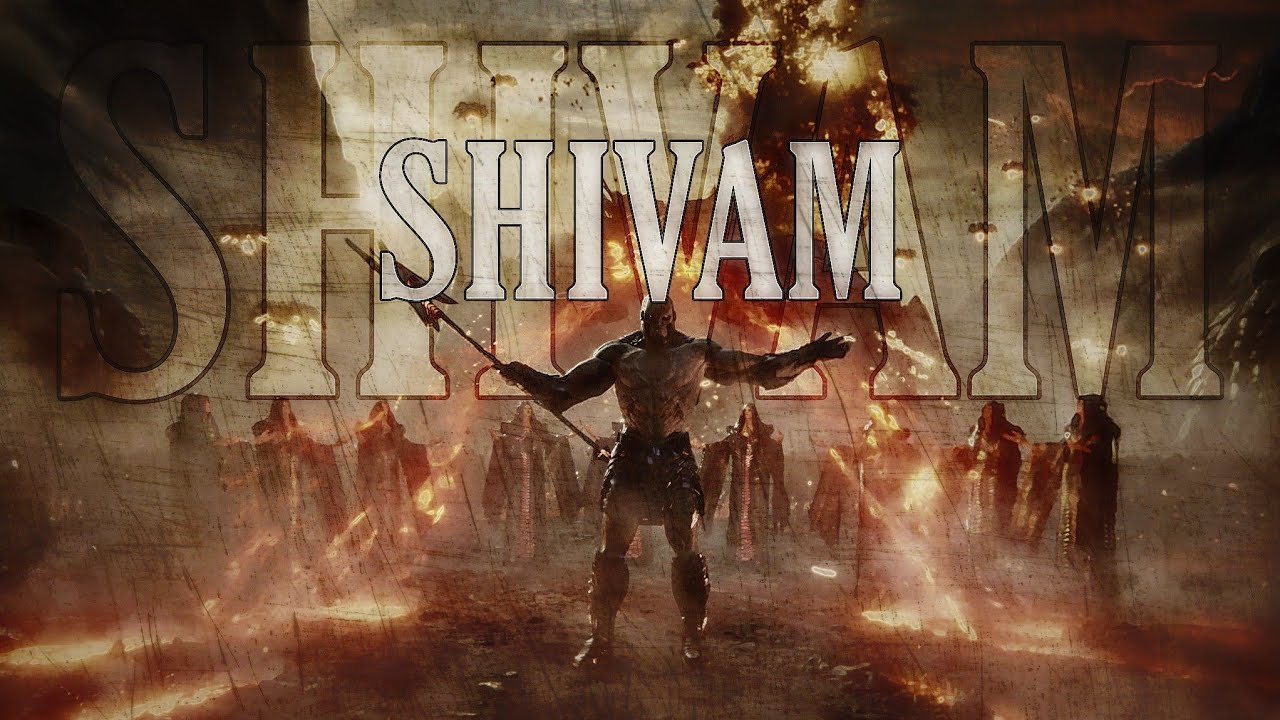 Shivam Song - Zack Snyder's Justice League     Bahubali 2 The Conclusion   DC Hindi Music Video