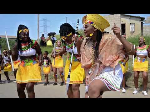 Umemulo  ka Lungile Zulu| Traditional Zulu Coming of age Ceremony