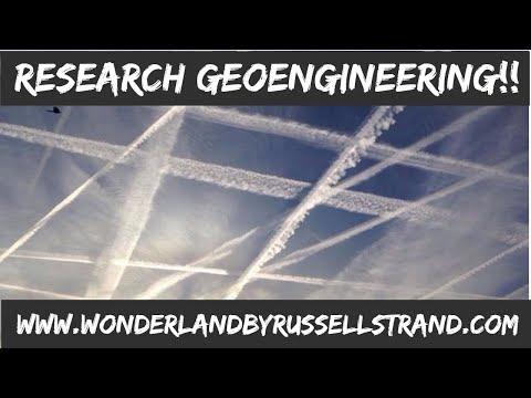 Geoengineering - Weather Modification - UK