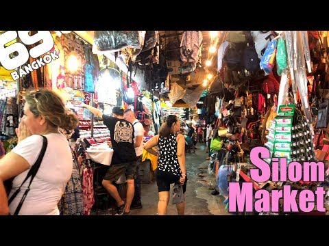 Silom Night Market