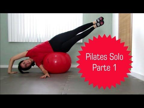Pilates solo - Parte 1