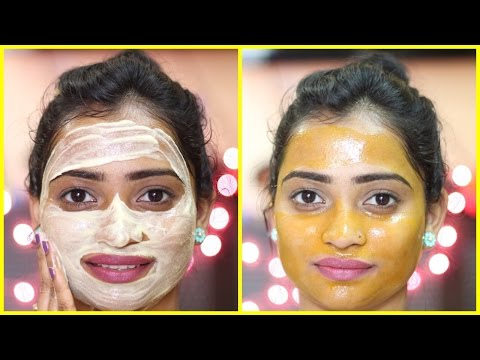 How to do Facial Bleach at home | Get Brighter, Tighter, Fairer Skin