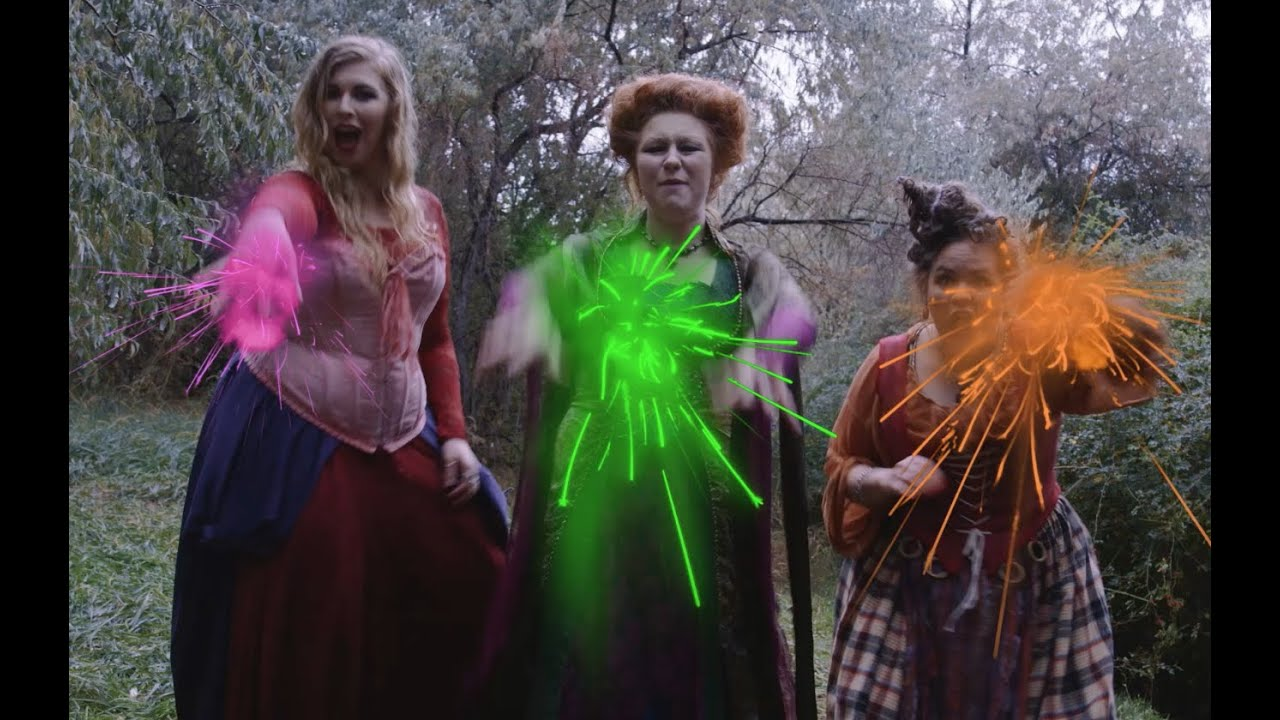 Hocus Pocus - I Put a Spell on You (Working with Lemons ...