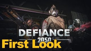 Defiance 2050 Gameplay First Look - MMOs.com