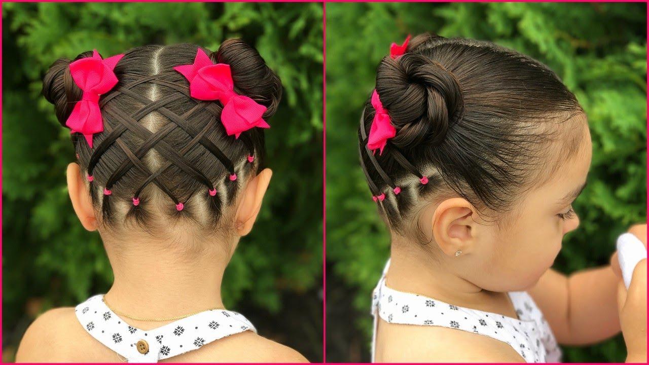 Peinados para ni as la maya y coletas peinados f ciles y - Peinados para ninas faciles de hacer ...
