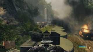 Crysis Warhead - Train
