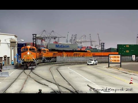 The Port of Los Angeles HO Scale Layout Project