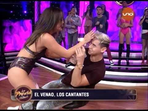 ¡Carlos Gutierrez se somete aL Juego De La Silla Sexi! #LaPreviaDeBailando