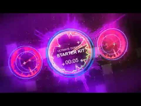 Ultimate Dubstep Starter Kit 2016 - Demo Track