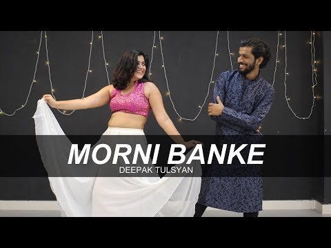 Morni Banke  Guru Randhawa  Badhaai ho  Bollywood Dance  Deepak Tulsyan & Pogo