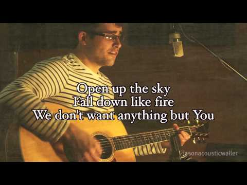 Open Up the Sky - Deluge (Jason Waller acoustic cover)