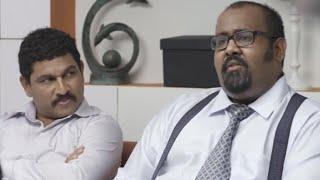 Janani Sees Ashok In Doubtful Situation - Thegidi Tamil Movie Scene