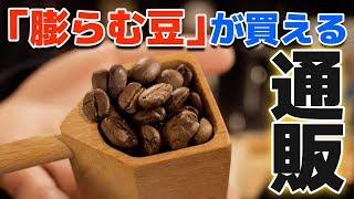 『ドーム膨らむウマい豆』はネットで確実に買う時代。今回はプリンスコーヒーの評価・検証。