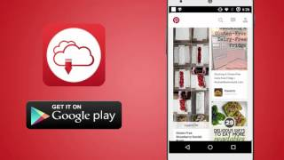 How to download Image from Pinterest via android applications