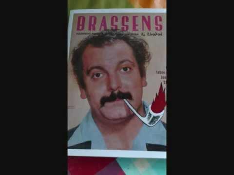 Georges Brassens   Les copains d´abord