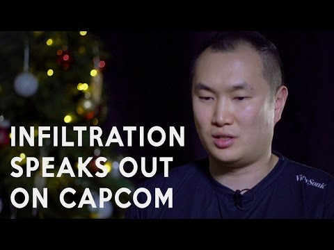 How Infiltration Truly Feels About Capcom and SFV: Season 2
