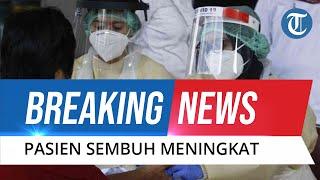 🔴BREAKING NEWS Update Corona Indonesia 23 September 2021: Pasien Positif Naik jadi 2.881 Kasus