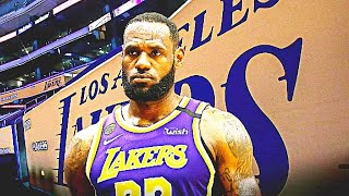 LeBron James Disagrees With NBA Season Returning To Playoffs & Without Fans Scrimmage Games!
