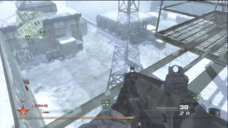 MW2 Search and Destroy - Sub Base 17-3